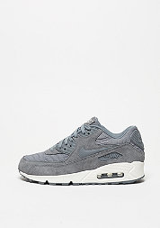 Schuh Wmns Air Max 90 Premium cool grey/cool grey/ivory