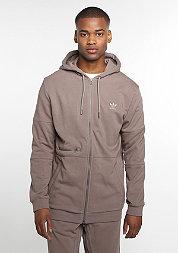 ST Mod Zip Hoody trace brown