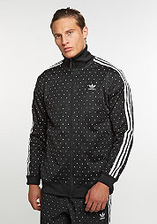 Trainingsjacke PW Track black/white