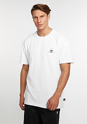 T-Shirt PW Boxy white/black