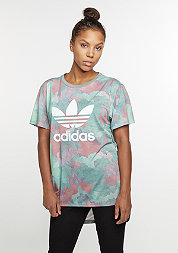 T-Shirt Roll Up Boyfriend multicolor