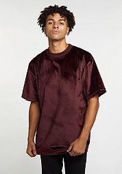 T-Shirt Velvet bordeaux