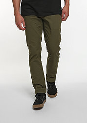 Chino-Hose Reserve olive