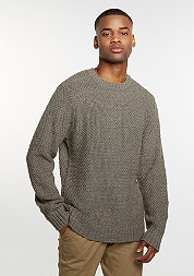 Strickpullover Neptune shale brown