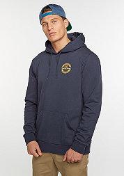 Hooded-Sweatshirt Soto Fleece navy