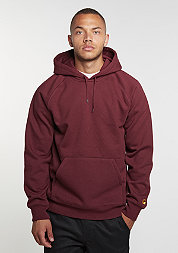 Hooded-Sweatshirt Chase chianti