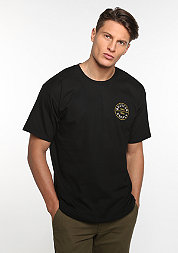 T-Shirt Oath STND black/cream