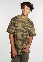T-Shirt Oversized camo