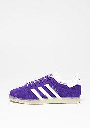 Laufschuh Gazelle unity purple/white/metallic silver