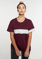 T-Shirt NY 1986 maroon