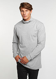 Longsleeve Turtleneck heather grey