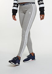 3 STR Leggings medium grey heather