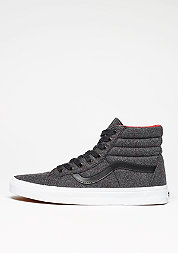 Sk8-Hi Reissue Tweed black/true white