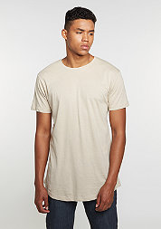Shaped Long Tee sand
