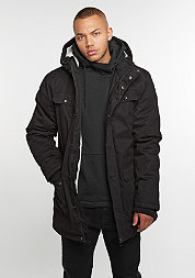 Winterjacke Heavy Cotton Parka black