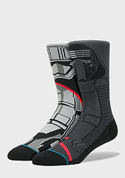 Fashionsocke Star Wars First Order dark grey