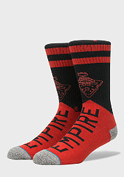 Fashionsocke Star Wars Varsity Empire red