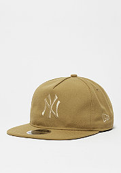 Snapback-Cap Tonal Unstructured MLB New York Yankees wheat