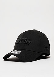 Baseball-Cap BOB Team Wool NFL Seattle Seahawks black/black