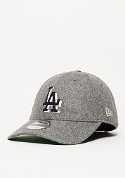 Wool Felt Logo MLB Los Angeles Dodgers grey