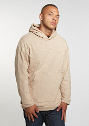 Hooded-Sweatshirt Trek Fleek nude/nude