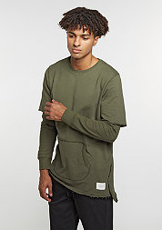 Longsleeve Orda olive/night