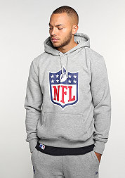 Hoody NFL Generic Logo heather grey