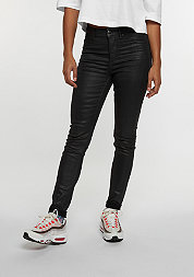 Jeans-Hose High Spray Shine black