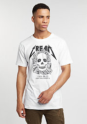 T-Shirt Cream Skull white