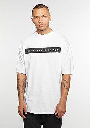 CD Tee Mac white/black