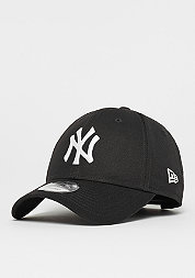 Baseball-Cap 9Forty League Basic MLB New York Yankees black/white
