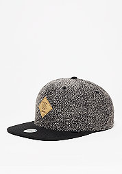 Snapback-Cap 6P SB Left Sports black