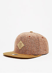 Snapback-Cap 6P SB Left Sports wheat