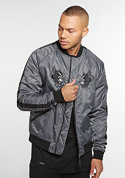 CSBL Jacket First Division Souvenir Bomber dark grey/ black