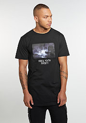 T-Shirt BL Tee Series Long black/white