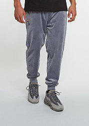 C&S WL Pants CHMPGN DRMS Track grey velour/mc