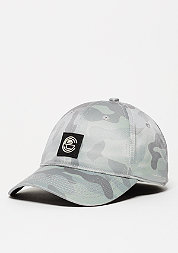CSBL Curved Cap Millennivm stone camo/black/white