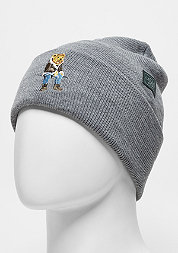 C&S WL Beanie CHMPGN DRMS Old School heather grey/mc