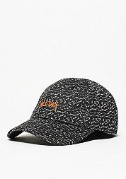 C&S WL Curved Cap All Day marauder knit/orange