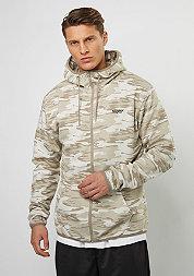 D. Camo beige/brown/grey