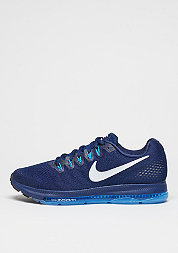 Zoom All Out Low binary blue/white/photo blue/black