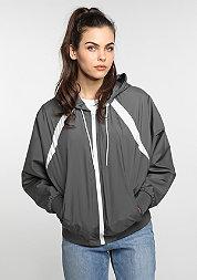 Hooded Oversized Jacket charcoal
