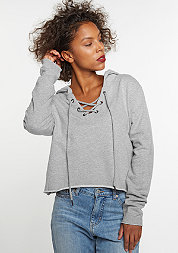 Cropped Hoody grey