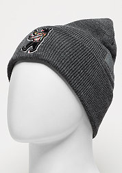 C&S Beanie Siggi Smallz Old School heather grey/mc