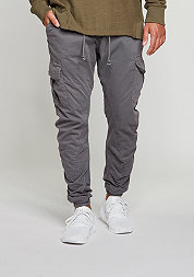 Trainingshose Cargo Jogging darkgrey