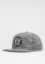 Grey Noise NBA Brooklyn Nets grey/black