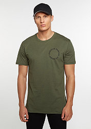 T-Shirt CD Dragon olive/multi