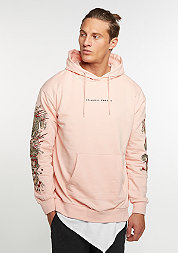 Hooded-Sweatshirt Fire pink/multi