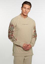 Sweatshirt Fire nude/multi