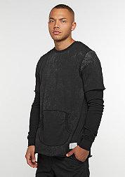 Longsleeve Orda Black/Grey